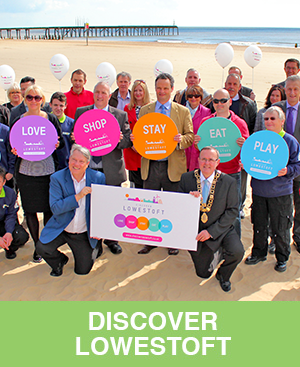 discover lowestoft