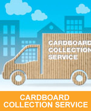 lowestoft cardboarD collection service