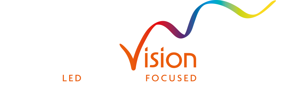 lowestoft vision logo white